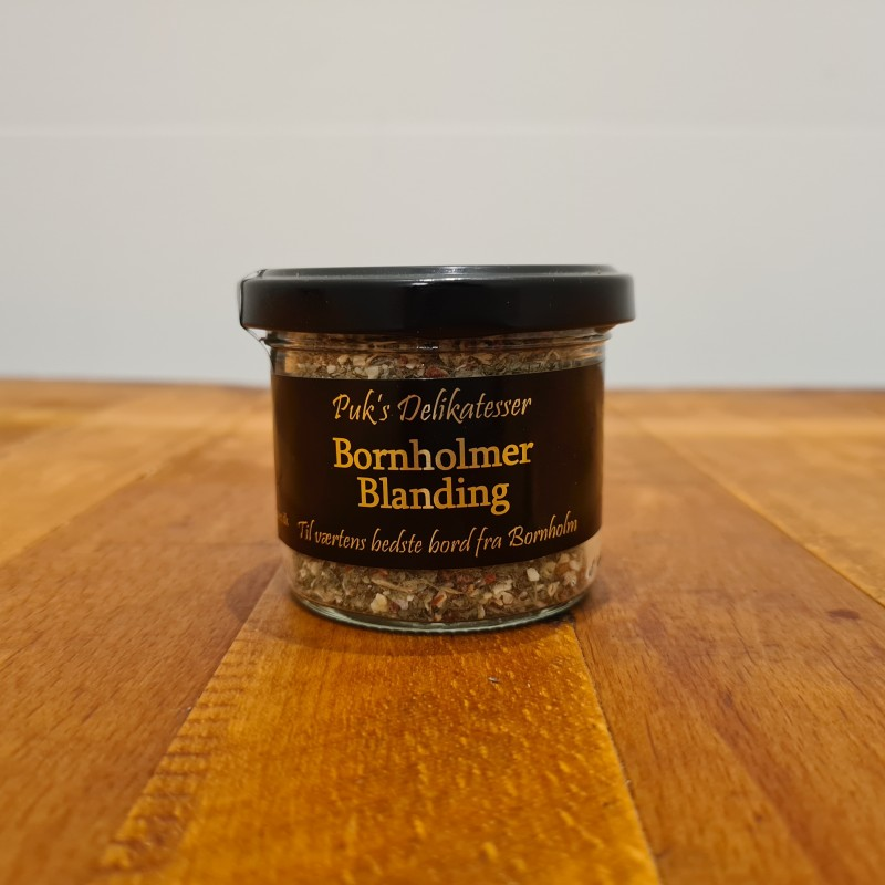Puk`s delikatesser: Bornholmer blanding