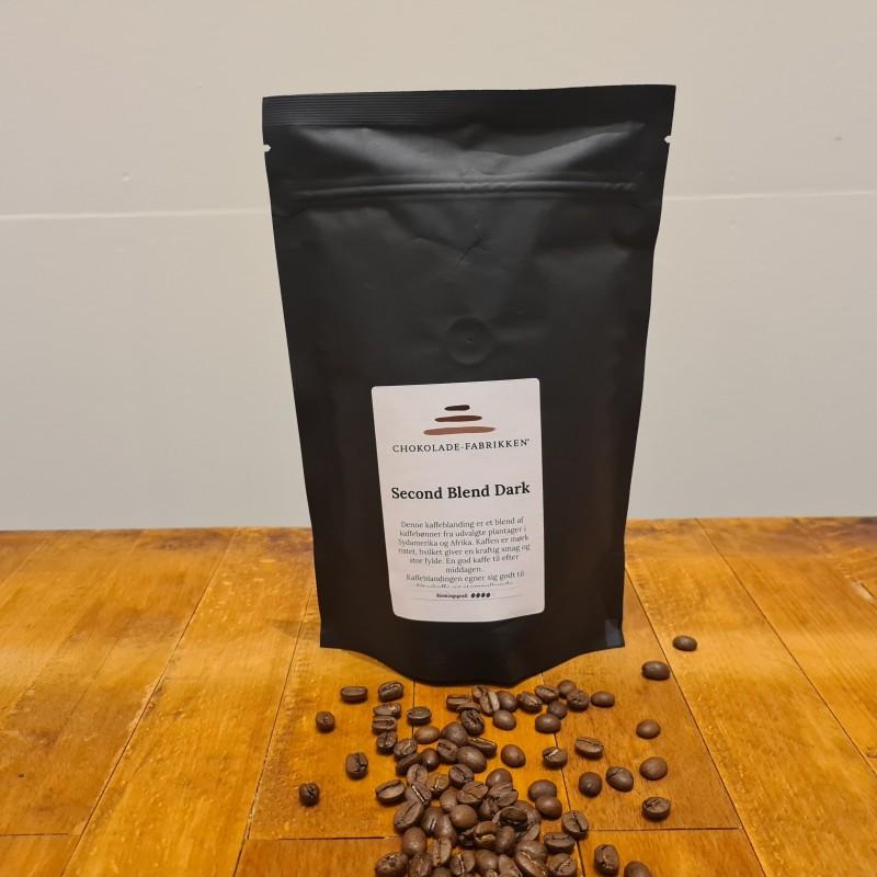 Chokolade-fabrikken Second Blend Dark