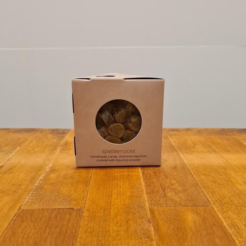 Gourmet bolsjer fra Bolcheriet: Spejderrocks