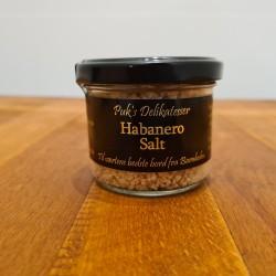 Puk`s delikatesser: Habanero salt