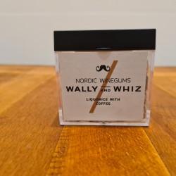 Wally and whiz vingummi med lakrids og kaffe